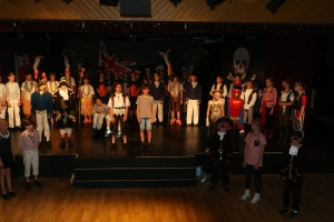 Year 6 production July 2016: 'Pirates of the Curry Bean'