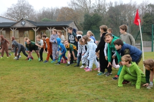 Charity onesie fun run