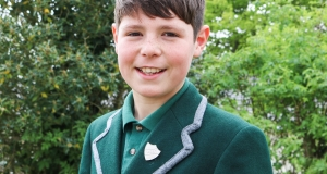 Oakwood pupil James Potts in national swimming final!