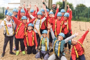 Year 6 enrichment week, June 2017