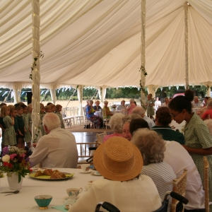 Invitation to Tea Party at Oakwood School for Chichester's elderly community: Monday 8 July – 2pm-4.30pm
