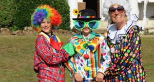 Oakwood children 'juggle' schoolwork and fun for charity!
