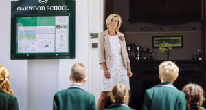 Glowing review for Chichester's Oakwood School from UK's number one Guide